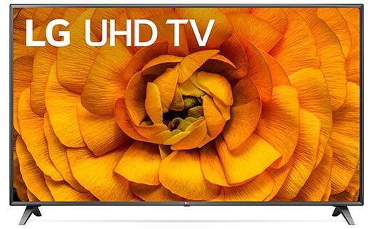 LG 86UN8570PUC 85-inch 4K Smart UHD TV