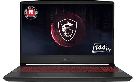 MSI GL66 Gaming Laptop